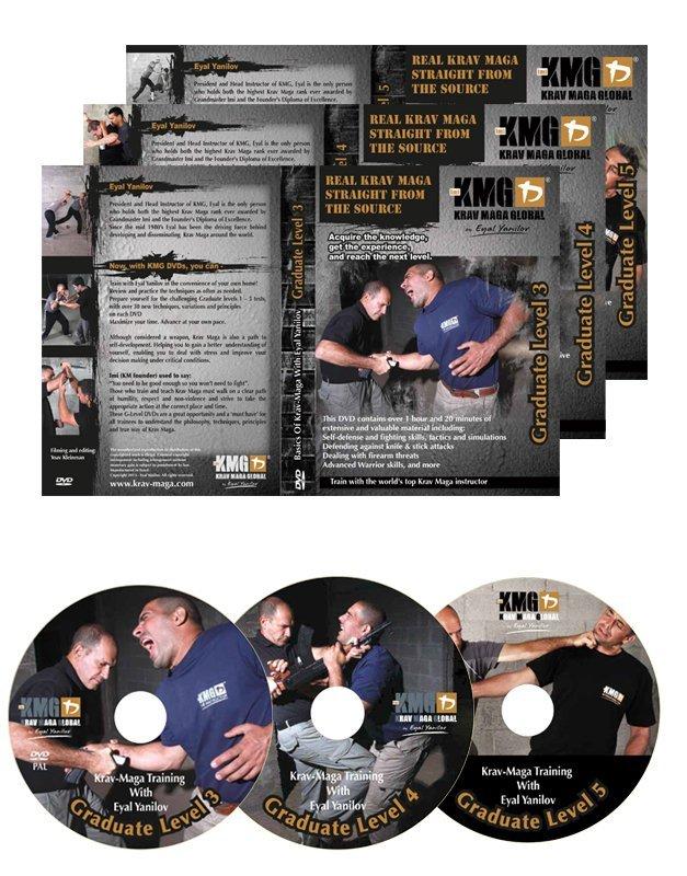g3-5 dvd kmg