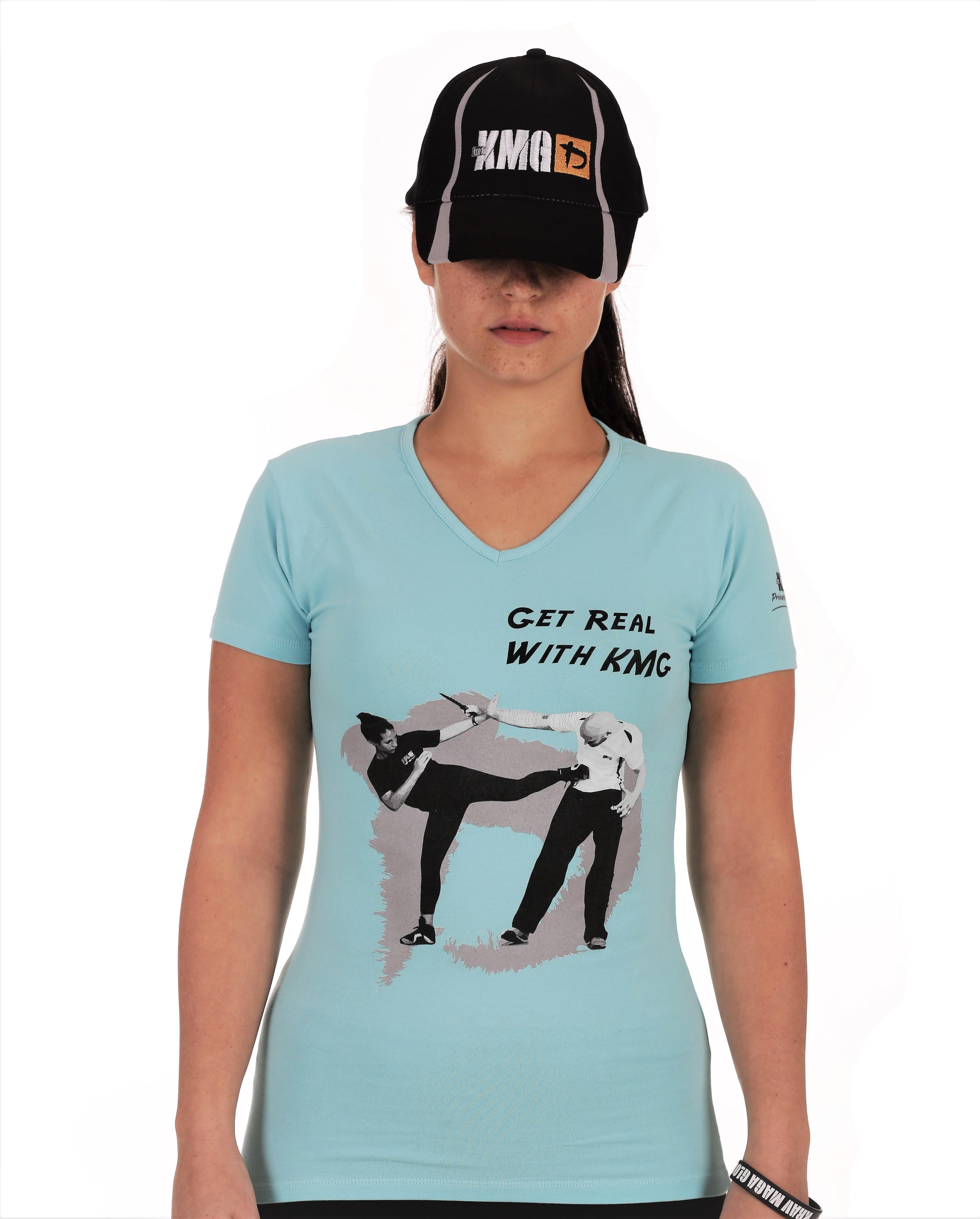 Technique shirt for women - Front