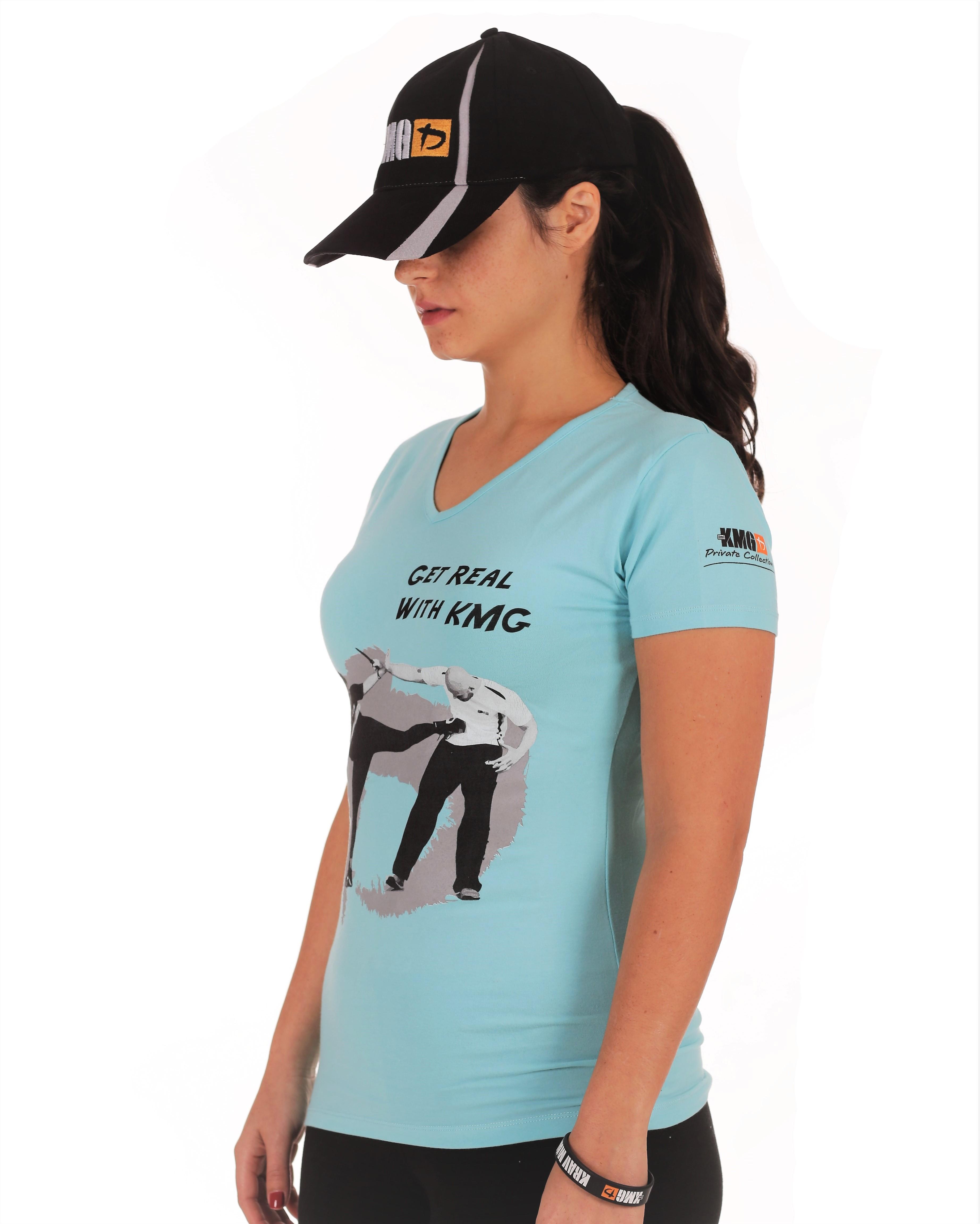 Technique shirt for women - Side