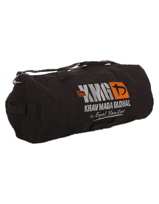 KMG Duffel Bag (Side)