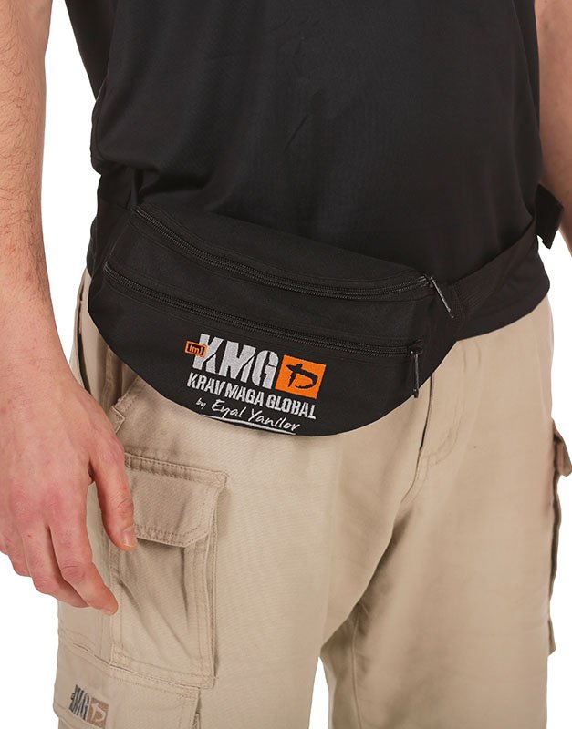 KMG Personal Pouch - Front Man 1
