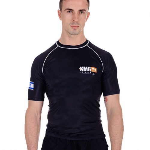 Rash Guard Short Sleeves - Front