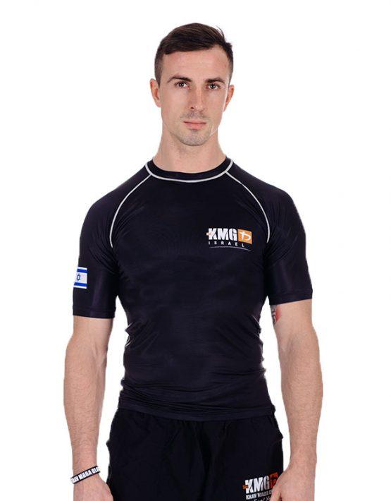 Rash Guard Short Sleeves - Front