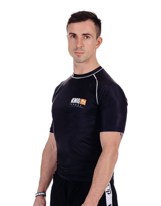 Rash Guard Short Sleeves - Side