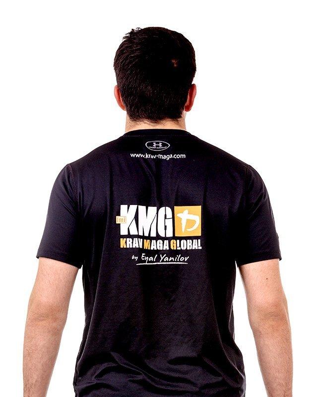 be6c806e Black New Design Under Armour Dri Fit Training Shirt for Men   KMG Shop