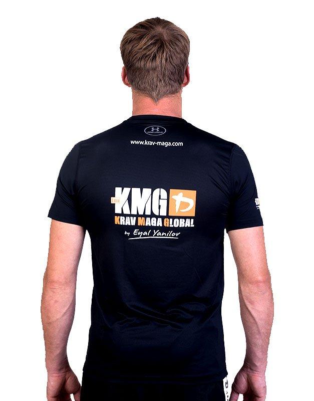 UA Dri-Fit Training Shirt for Men New Design - Black (Back)