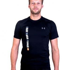 UA Dri-Fit Training Shirt for Men New Design - Black