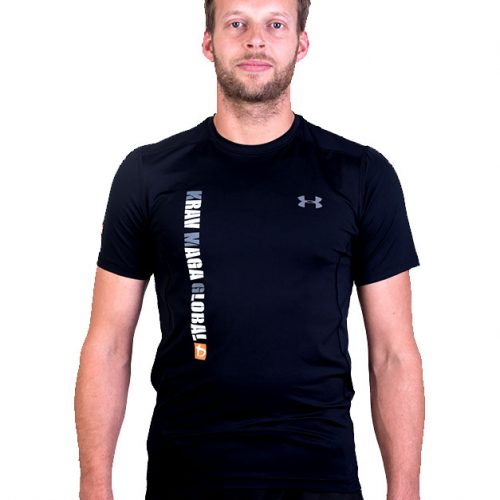 UA Dri-Fit Training Shirt for Men New Design - Black