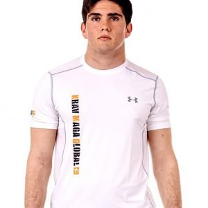 UA Dri-Fit Training Shirt for Men New Design - White