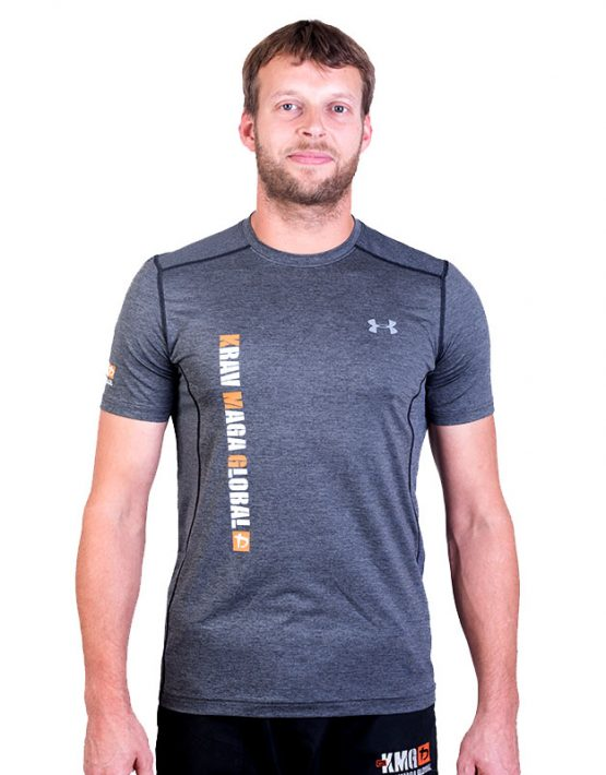 UA Dri-Fit Training Shirt for Men New Design - Grey