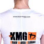 UA Dri-Fit Training Shirt for Women New Design - White (Back Zoom)