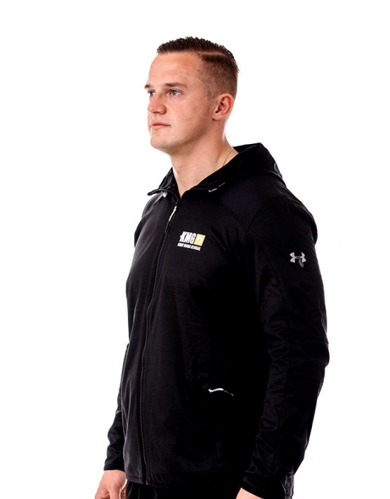 Full Zip Hoodie by Under Armour (Side) | KMG