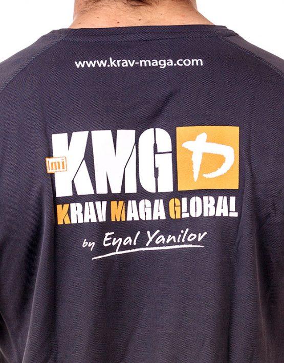 Grey Flag Shirt - Back (zoom)