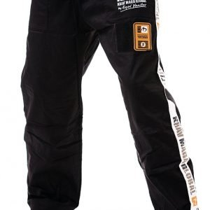 KMG Cotton Fiber Training Pants - Front