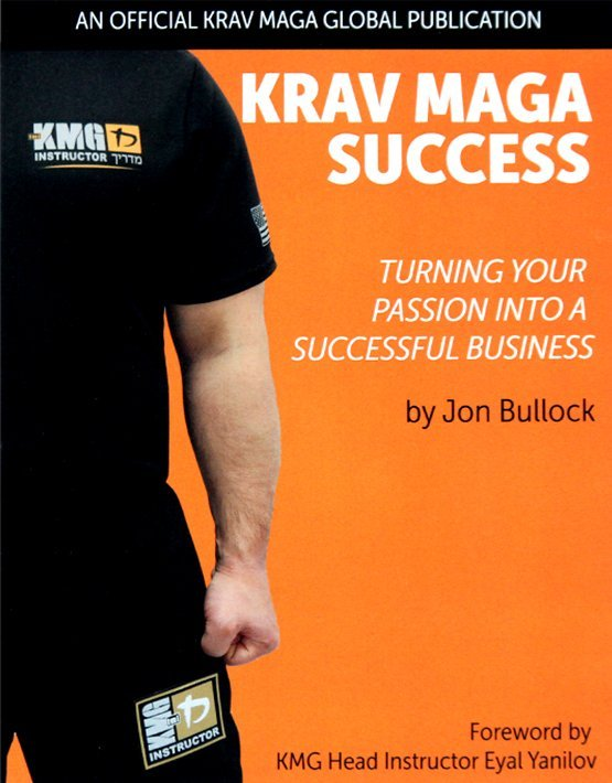 Jon Bullock - Krav Maga Success (Front) Final