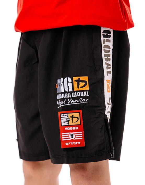 Kids Micro Fiber Short Pants - Side 2