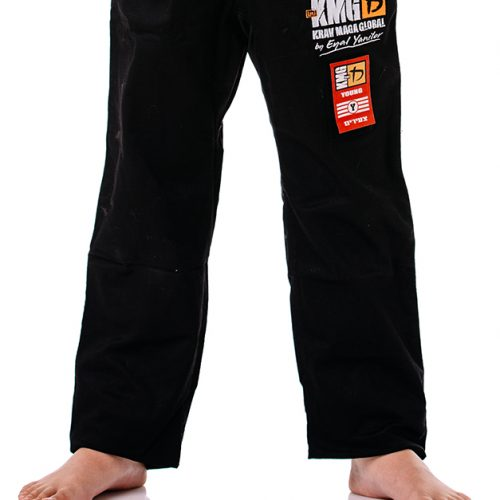 KMG Kids Micro Fiber Training Pants - Front