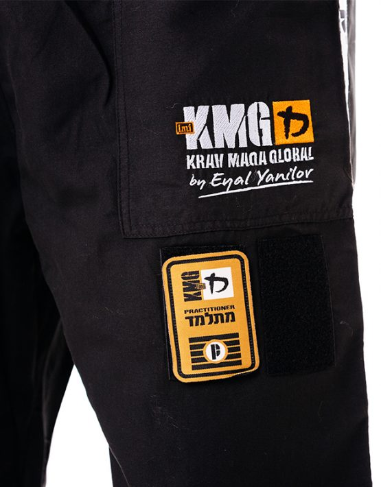 KMG Micro Fiber Training Pants - Zoom (With Velcro)