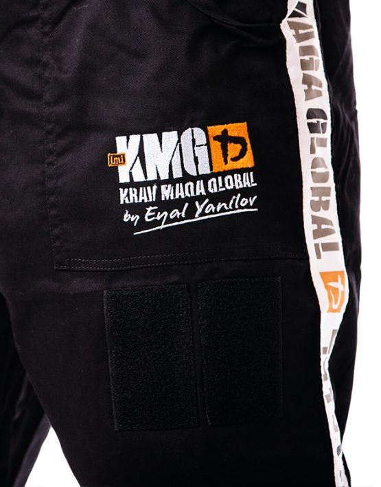 KMG Cotton Fiber Training Pants - Zoom (Without Velcro)