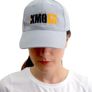 KMG Grey Cap