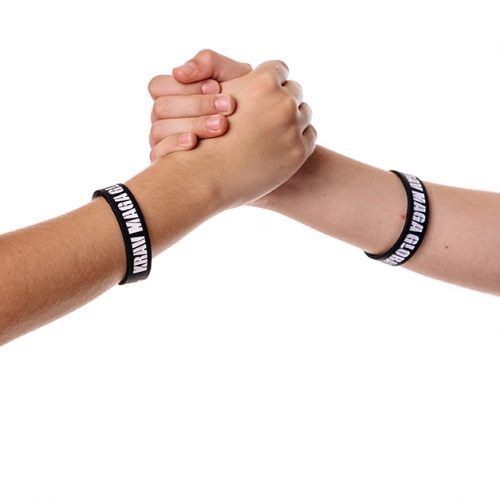 KMG Wrist Band For Kids - Both