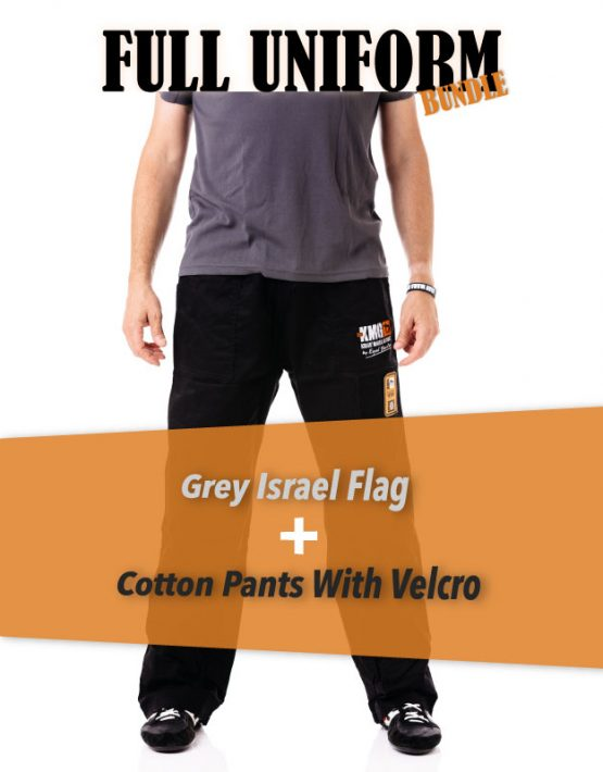 Cotton-pants-with-grey-shirt