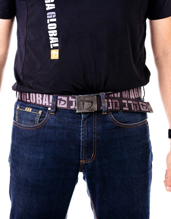 KMG Official Belt - Front