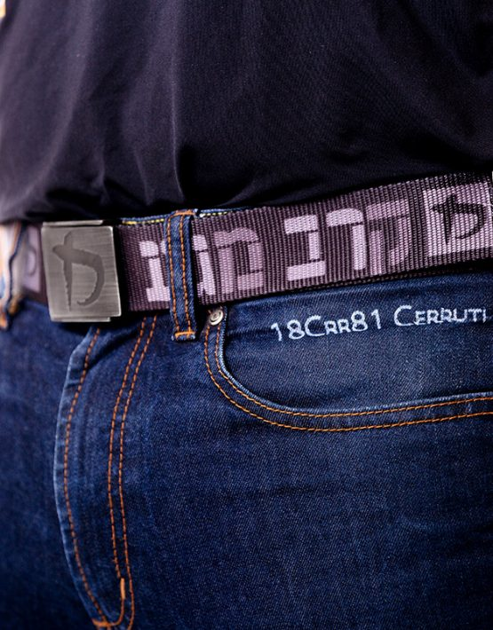 KMG Official Belt - Side