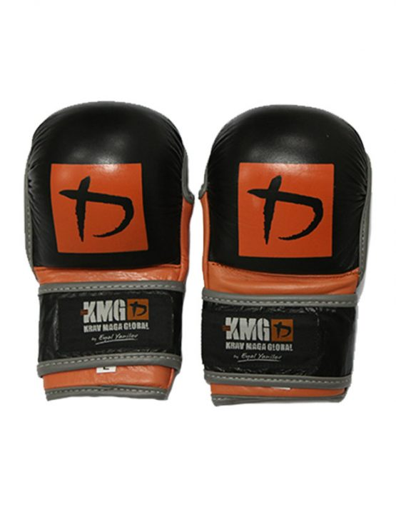 Branded KMG Grappling Gloves