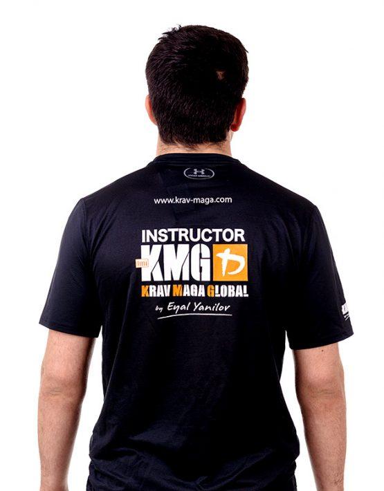 Instructor UA - Back